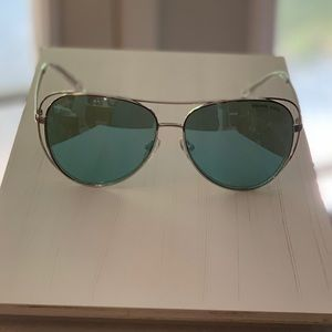 Michael Kors Aviator Sunglasses
